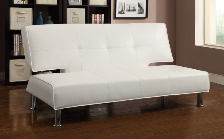 300296 Sofa Bed - White