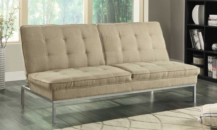 300297 Sofa Bed - Oat