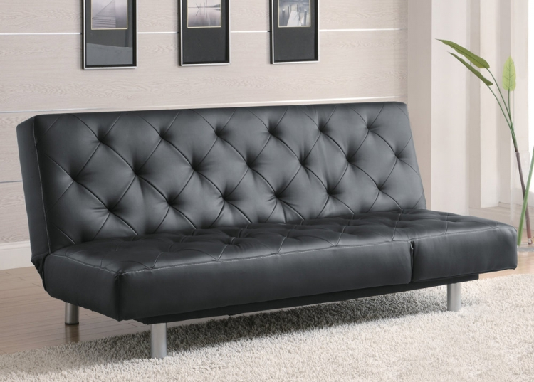 300304 Sofa Bed - Black