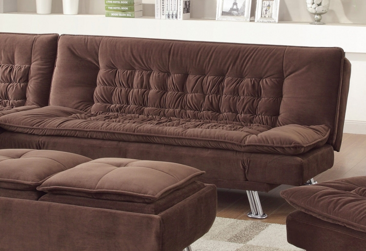Lyell Sofa - Brown