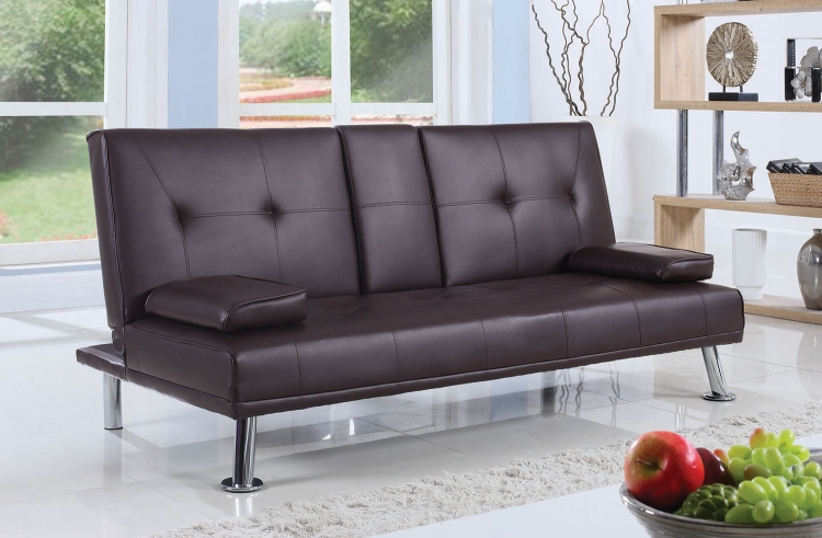 300692 Sofa Bed - Brown