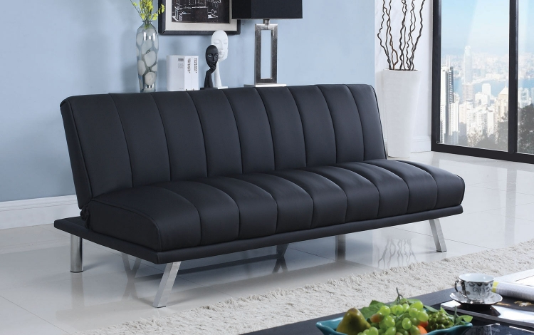 300701 Sofa Bed - Black