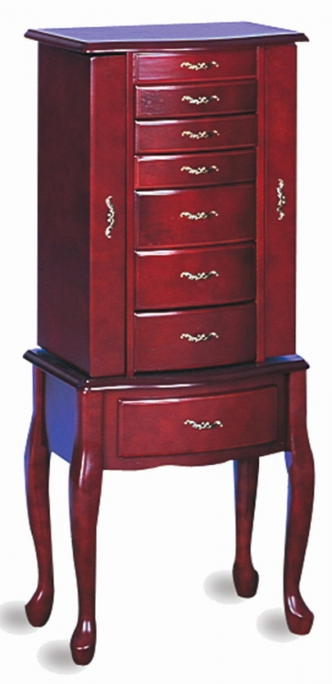 3012 Jewelry Armoire - Coaster