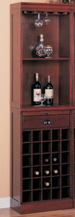 Lambert Wine Wall Unit