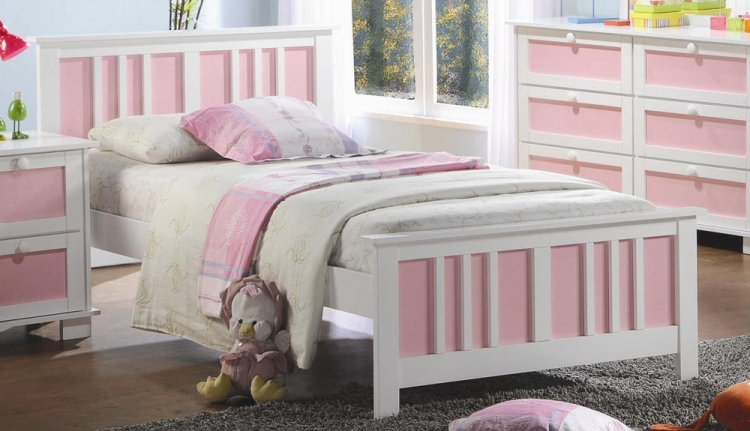 Apolonia Twin Bed - Coaster