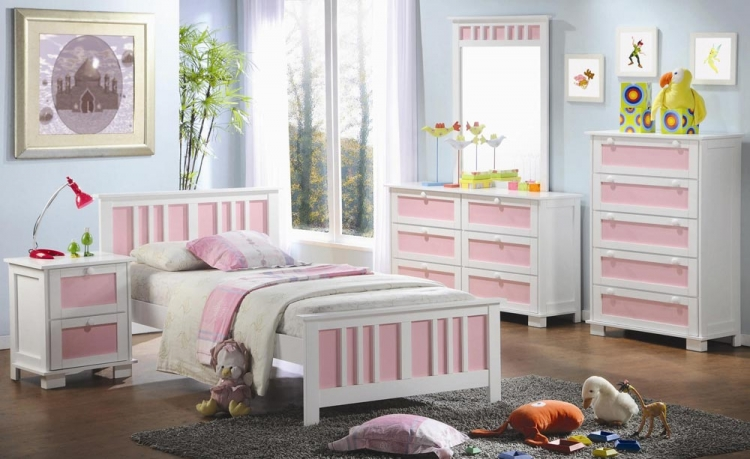 Apolonia Bedroom Set - Coaster