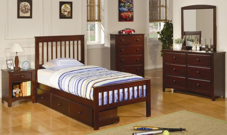 Parker Youth Bedroom Set