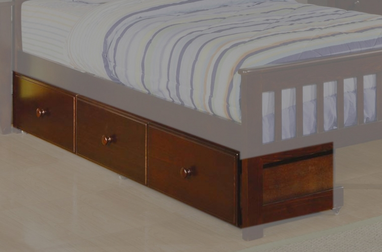 Coaster Parker Underbed Storage