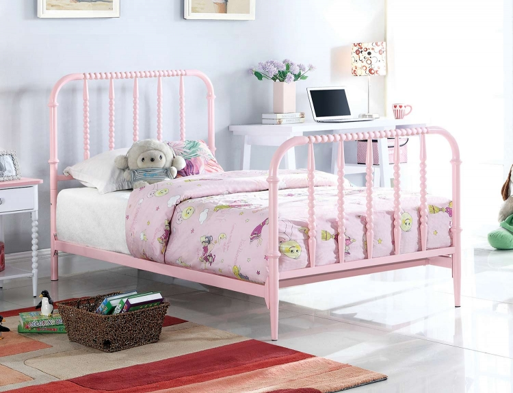 Loyola Bed - Pink