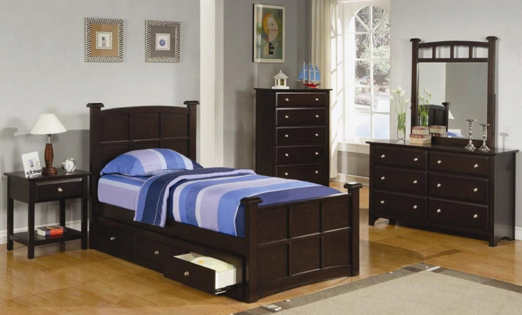 Jasper Youth Bedroom Set