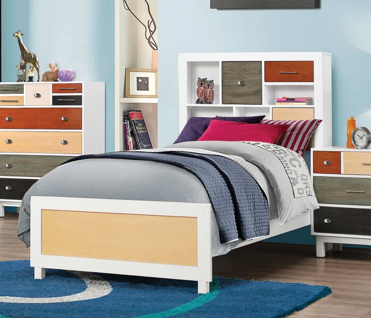 Lemoore Bed - Multi-color