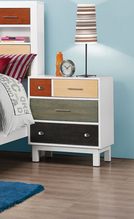 Lemoore Night stand - Multi-color