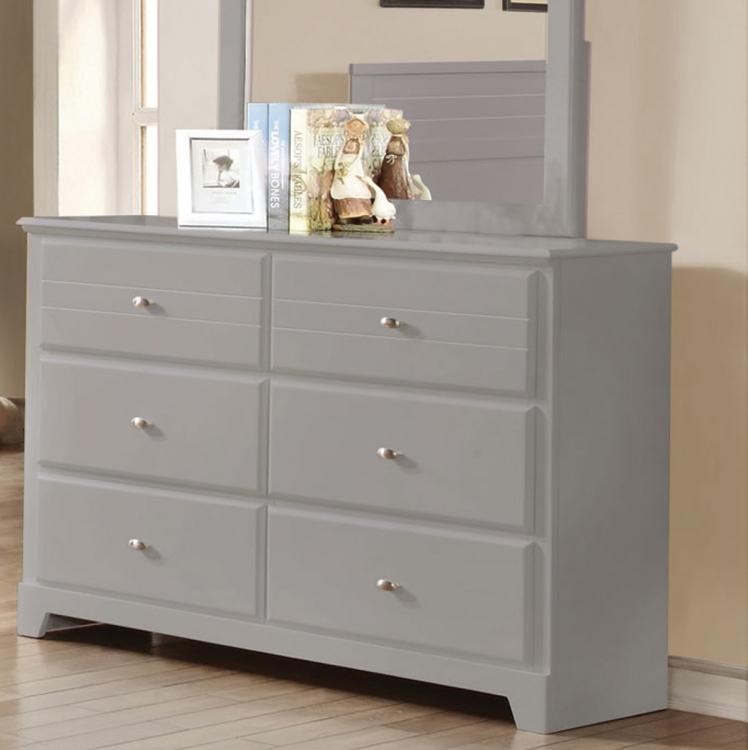 Ashton Dresser - Grey