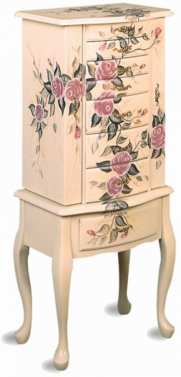 4021 Jewelry Armoire - Coaster