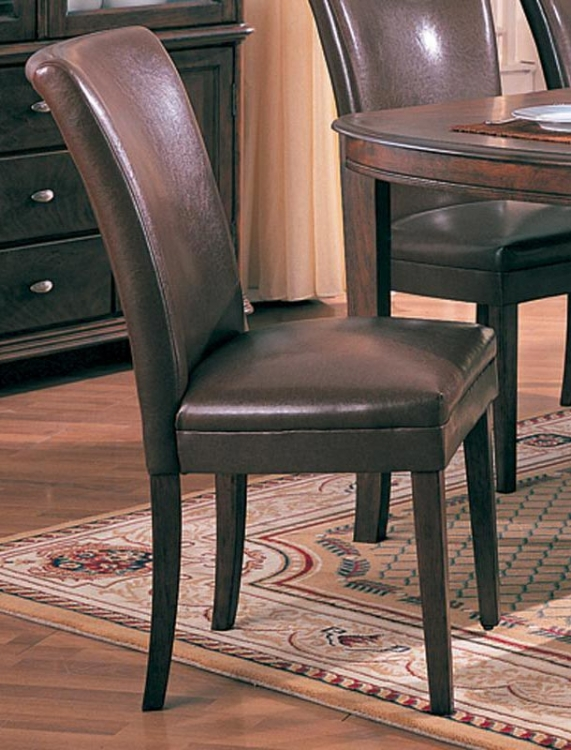 Soho Side Chair - Brown