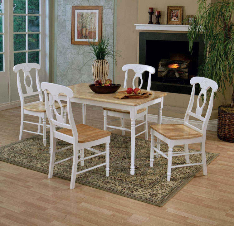 4147 Dining Set A - Coaster