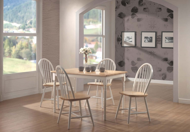 4147 Dining Set B - Coaster