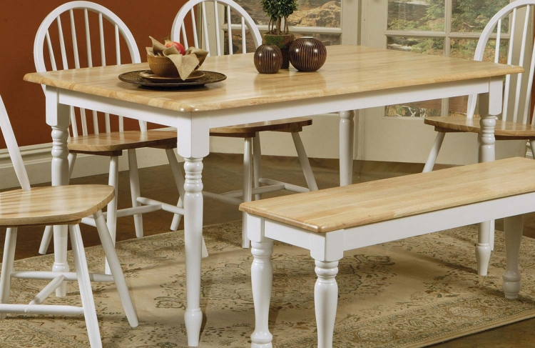 4160 Dining Table - Coaster