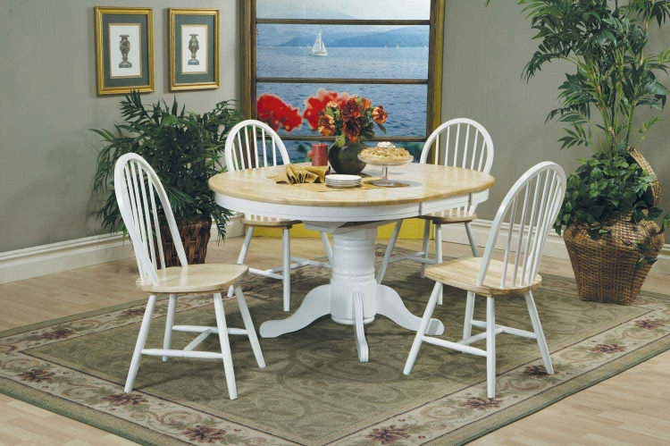 4254 Dining Set B - Coaster