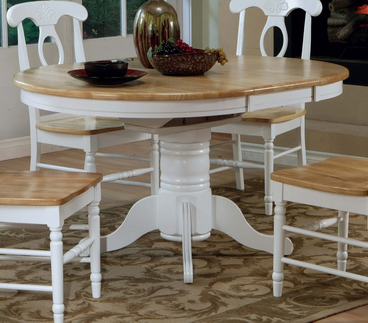 4254 Dining Table - Coaster