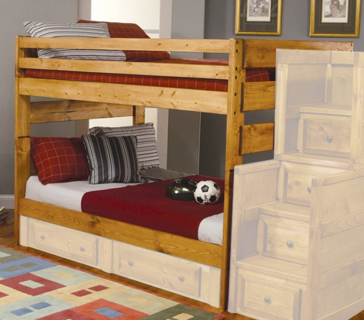 Wrangle Hill Full-Full Bunk Bed - Coaster