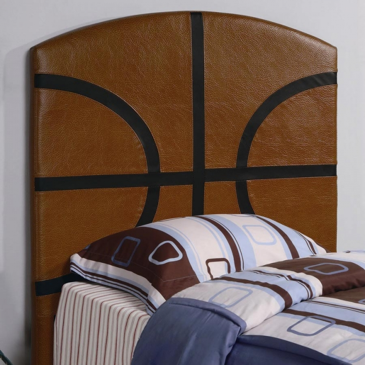 460166 Basketball Headboard