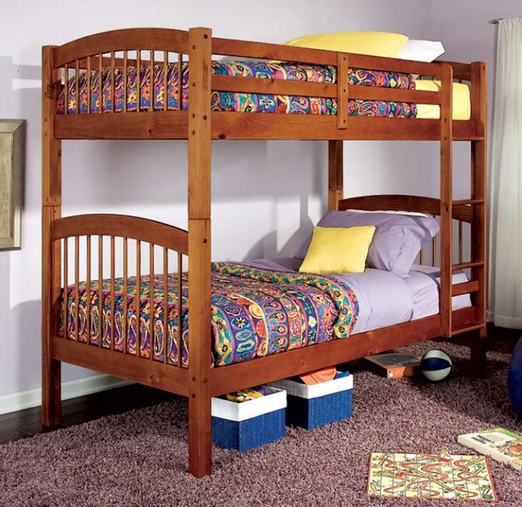 460173 Twin Bunk Bed