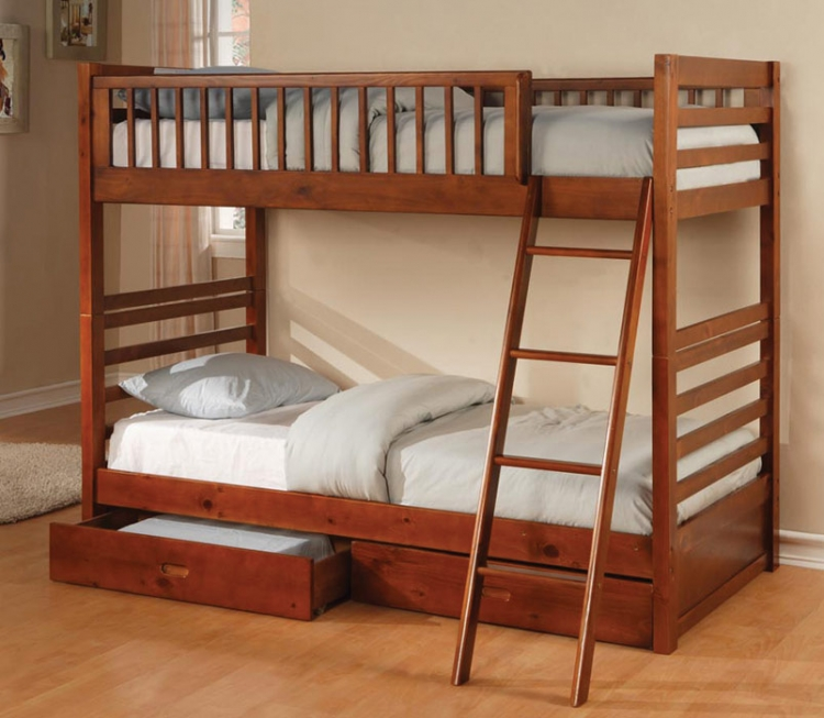 Ogletown Bunk Bed - Coaster