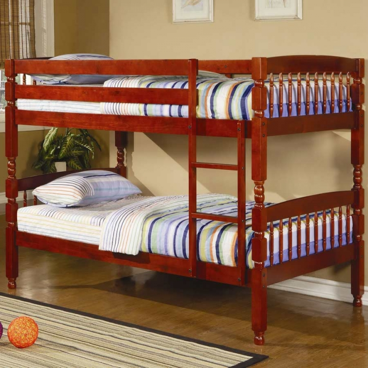 460221 Twin-Twin Bunk Bed