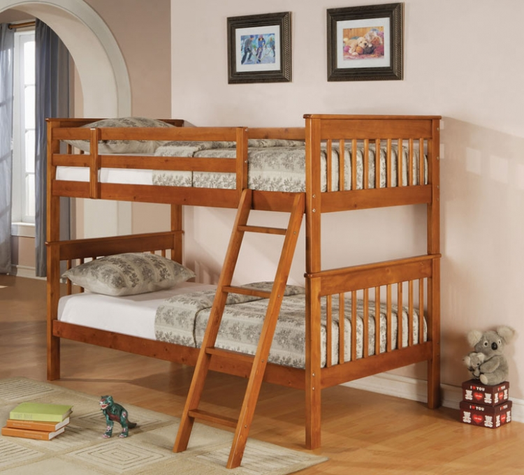 460233 Twin Bunk Bed