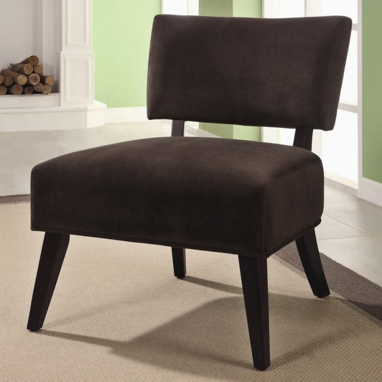 460507 Accent Chair - Brown