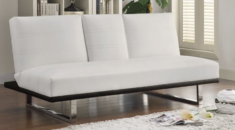 500030 Sofa Bed - White