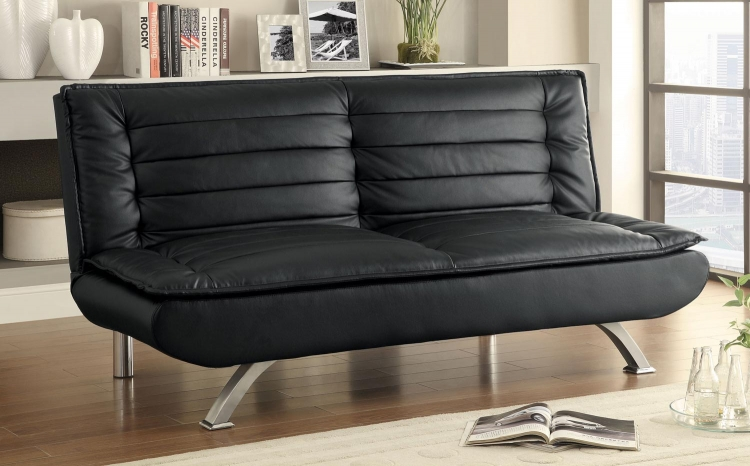 500055 Sofa Bed - Black