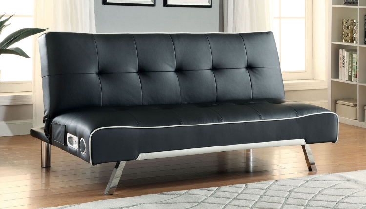 500139 Sofa Bed - Black
