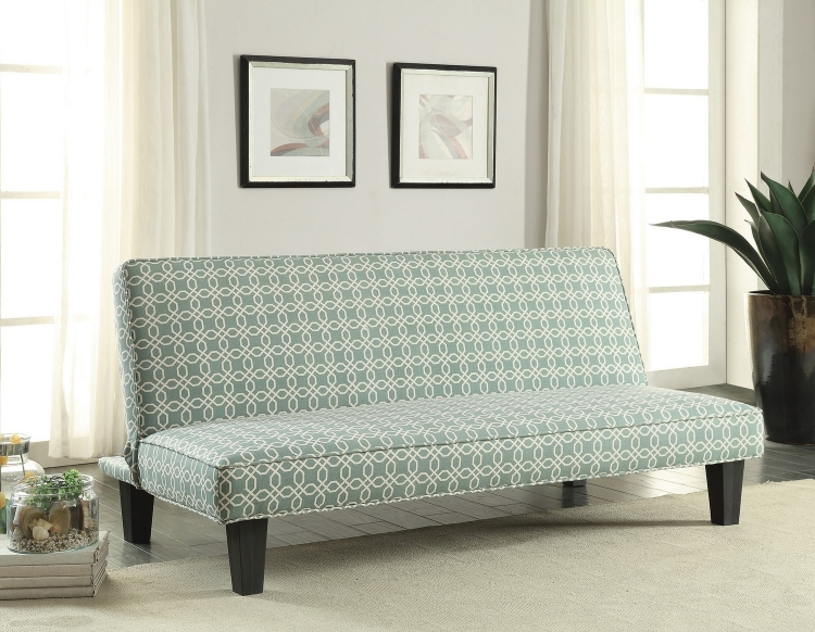 500165 Sofa Bed - Teal