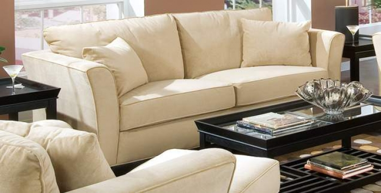 Park Place Sofa - Cream