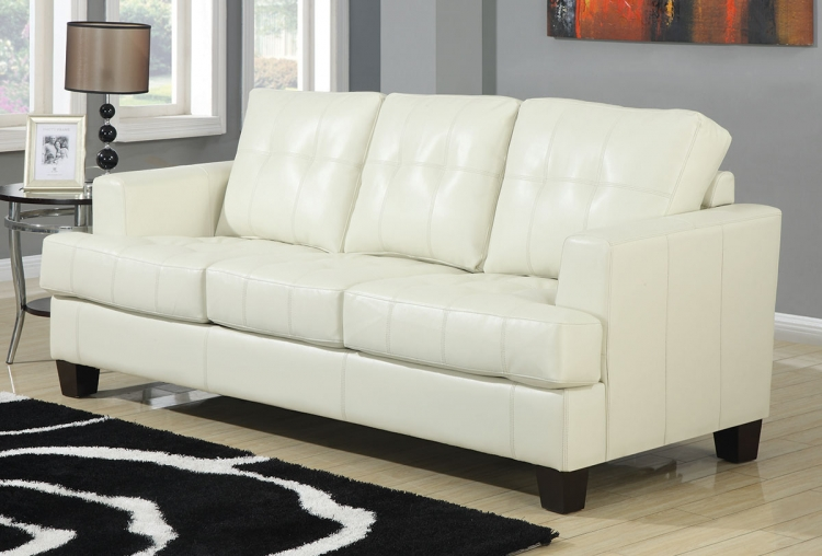 Samuel Sleeper Sofa - Cream - Coaster