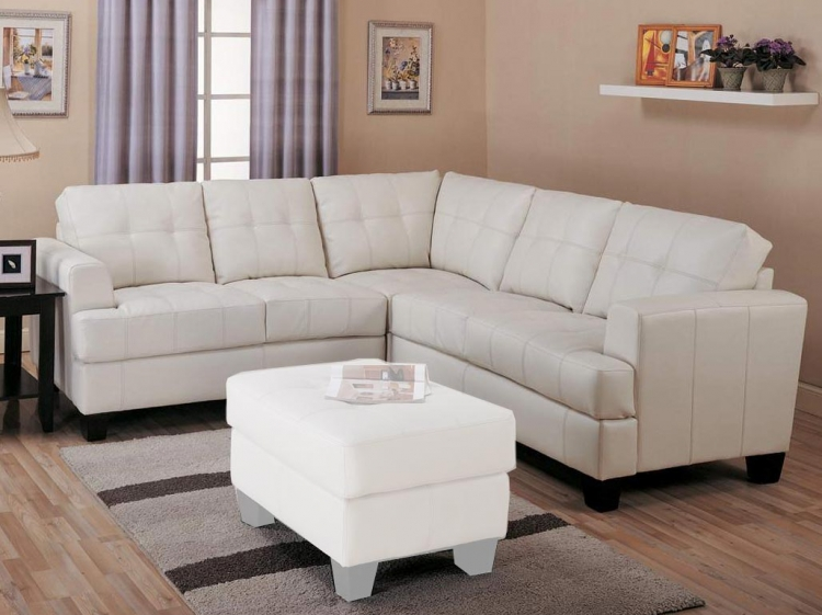 Samuel Sectional Sofa - Cream