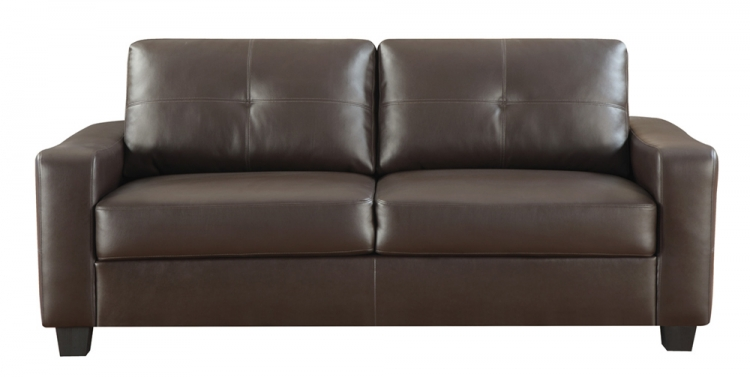 Jasmine Sofa - Brown - Coaster