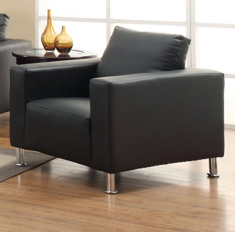 Cooper Chair - Black - Coaster