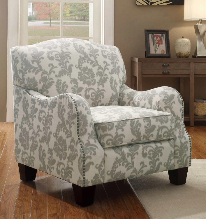 Karlee Accent Chair - Beige