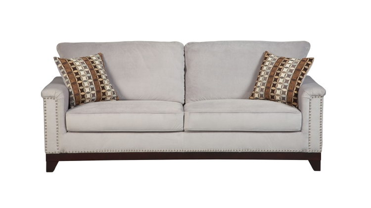 Mason Sofa - Blue Grey