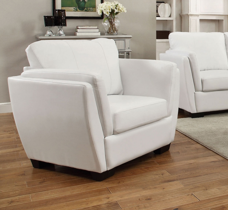 Lois Chair - White