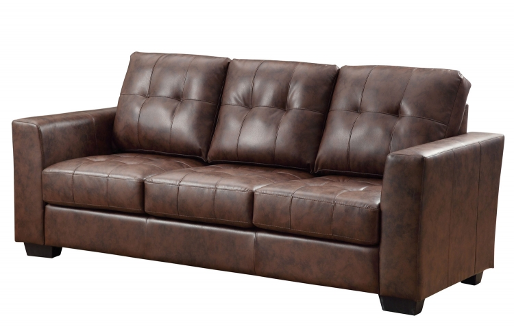 Enright Sofa - Brown