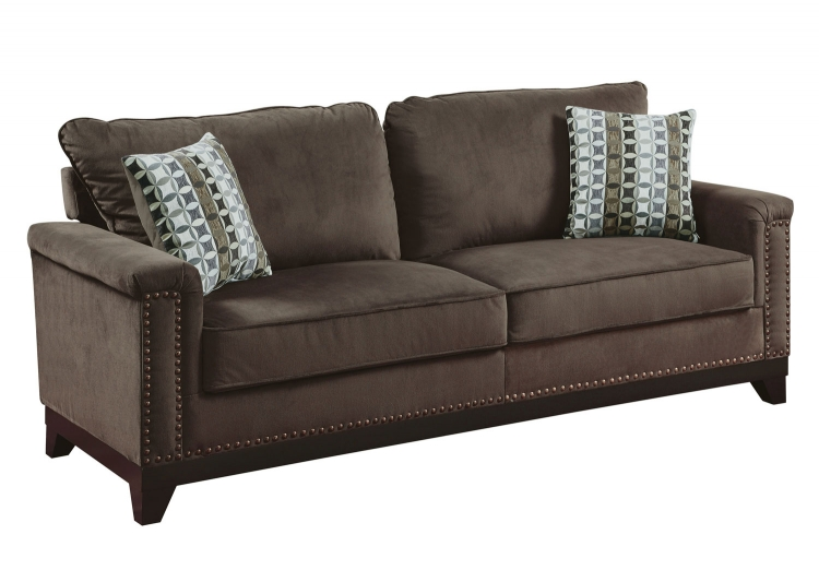 Mason Sofa - Chocolate