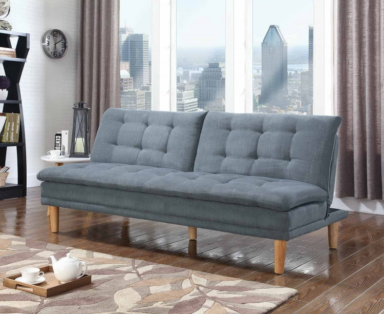503956 Sofa Bed - Grey