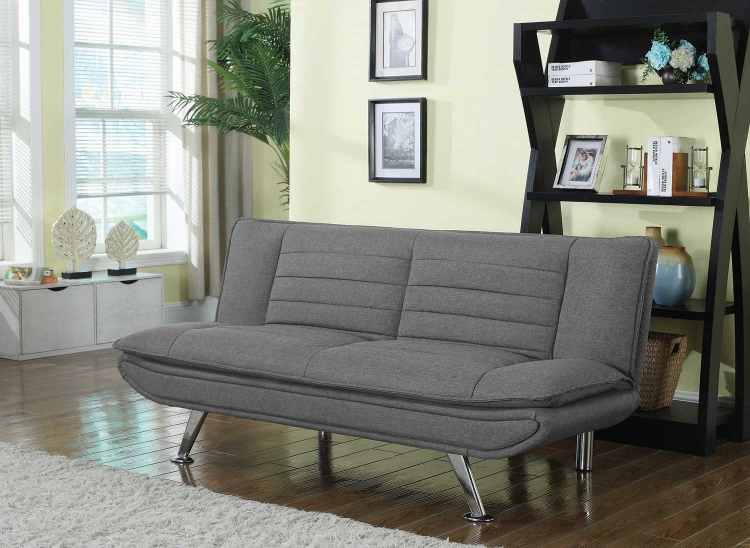 503966 Sofa Bed - Grey