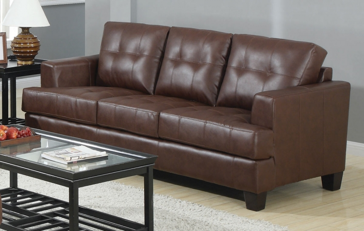 Samuel Sofa - Dark Brown