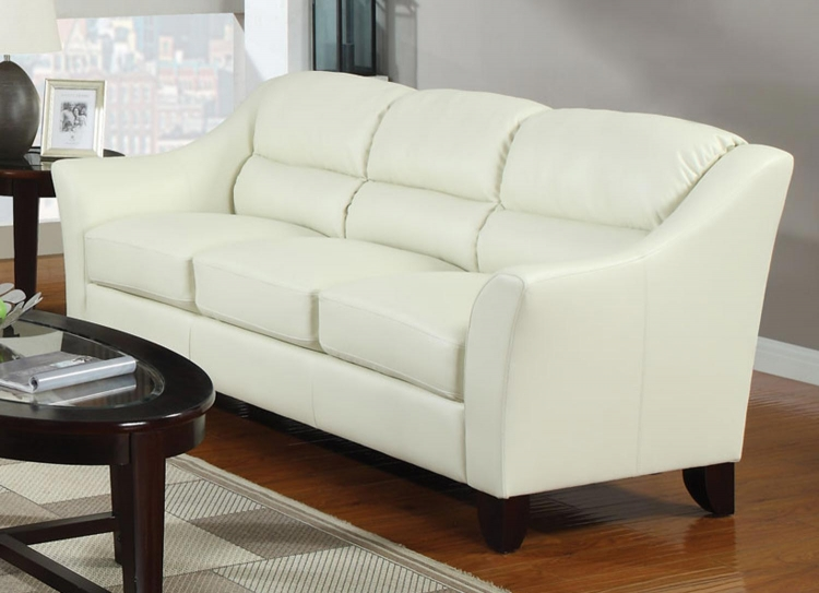 Brooklyn Sofa - Ivory