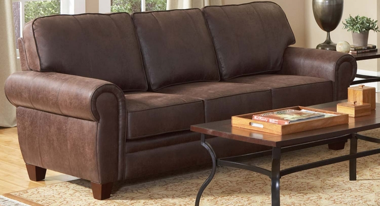 Bentley Sofa - Brown